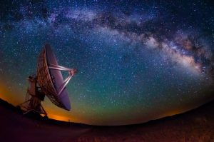 antena kosmos